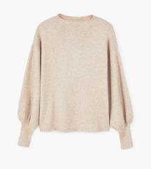 NOV pleten pulover Mango