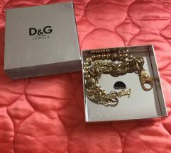 Zapestnica original D&G
