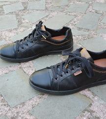 LEVIS št. 41 pravo usnje čevlji