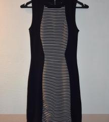 Obleka mornarska kratka, oprijeta XS