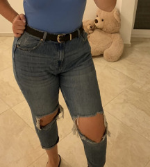 """""""mom"""" jeans"""
