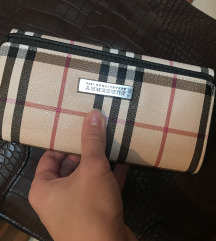 Burberry denarnica in torbica