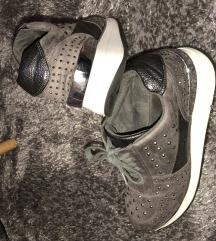 Kate Gray sivi čevlji