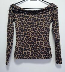 H&M tigrasta majica
