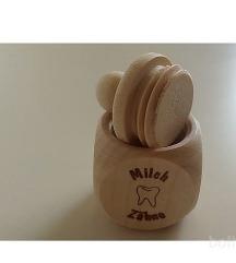 Nova škatlica za mlečne zobke