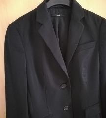 Hugo Boss črn suknjič