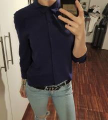 Modra bluza / srajčka