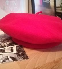 Volnena pariška baretka