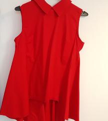 Srajčka modna-rdeča