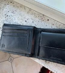 Usnjena moska denarnica