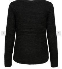 only črn pulover xs