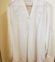 Bluza srajca bela Promod L ali 42