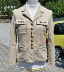 št. 42 / 44 jakna iz bombaža (Italija)