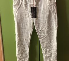 Bele hlače 38