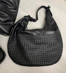Črna torba, prepleten videz
