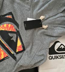 Najstniški Quiksilver pulover, S velikosti - NOV!