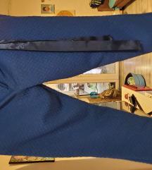 Unikatne hlače s pentljo 44