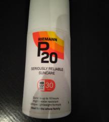 Sončna krema SPF 30