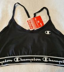 Champion športni nedrček z etiketo