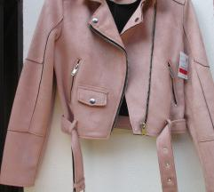 NOVA Clockhouse roza jakna