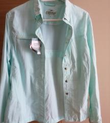 Pohodnikška-treking jakna