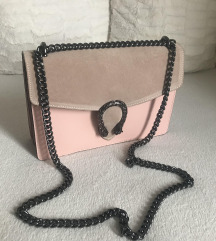 Znižana :) Usnjena torbica