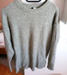 Nov oliven pulover