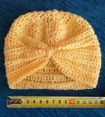 otroška kapa turban, za dojenčka - poštnina gratis