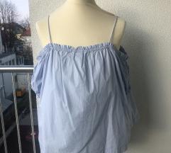 Poletna modra majica