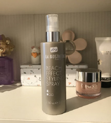Beach effect spray za las