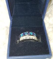 SWAROVSKI original prstana(nenošena)vel.58