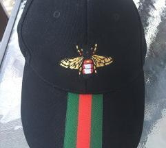 ♥️GUCCI kapa s šilcem♥️ (poštnina vključena)