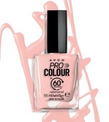 🌹NOV Avon Pro Colour lak, 2 odtenka🌹