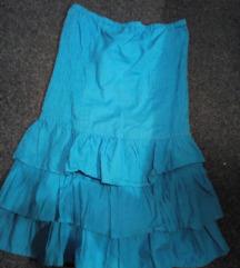 Živo modra oblekica