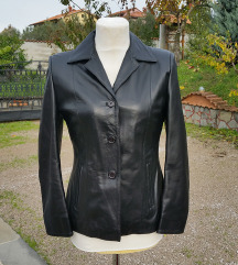 VERA PELLE št. 42 ( L ) pravo usnje jakna