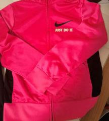 Nike roza pulover