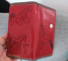 Denarnica Konji
