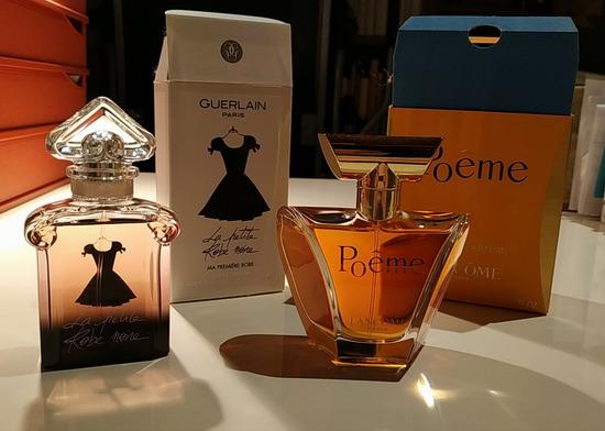 Skoraj nerabljeni originalni parfumi