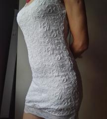 Nova mini čipkasta obleka