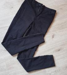 High waisted hlače