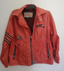 Rdeča prehodna jakna L/xl