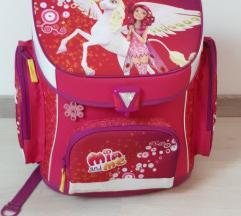 schneider šolska torba z motivom Mia in jaz