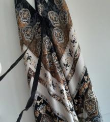 Silk 100% obleka  nizaaam%%%