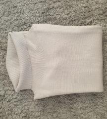 Asimetrična puder majica M