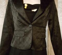 KORALLINE High Fashion Lurex Blazer, NEW!