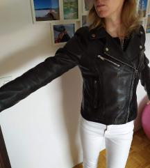 Ženska usnjena jakna