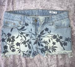 Jeans kratke hlače S