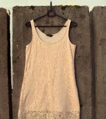 Čipkasta obleka/tunika Dorothy Perkins