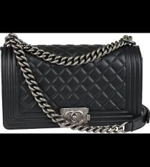 Chanel Large Boy Handbag