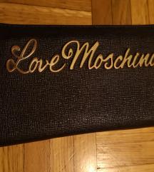 Denarnica Love Moschino